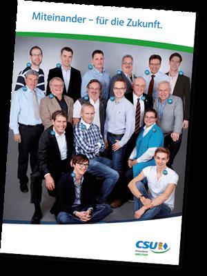 Kandidaten CSU Eibelstadt