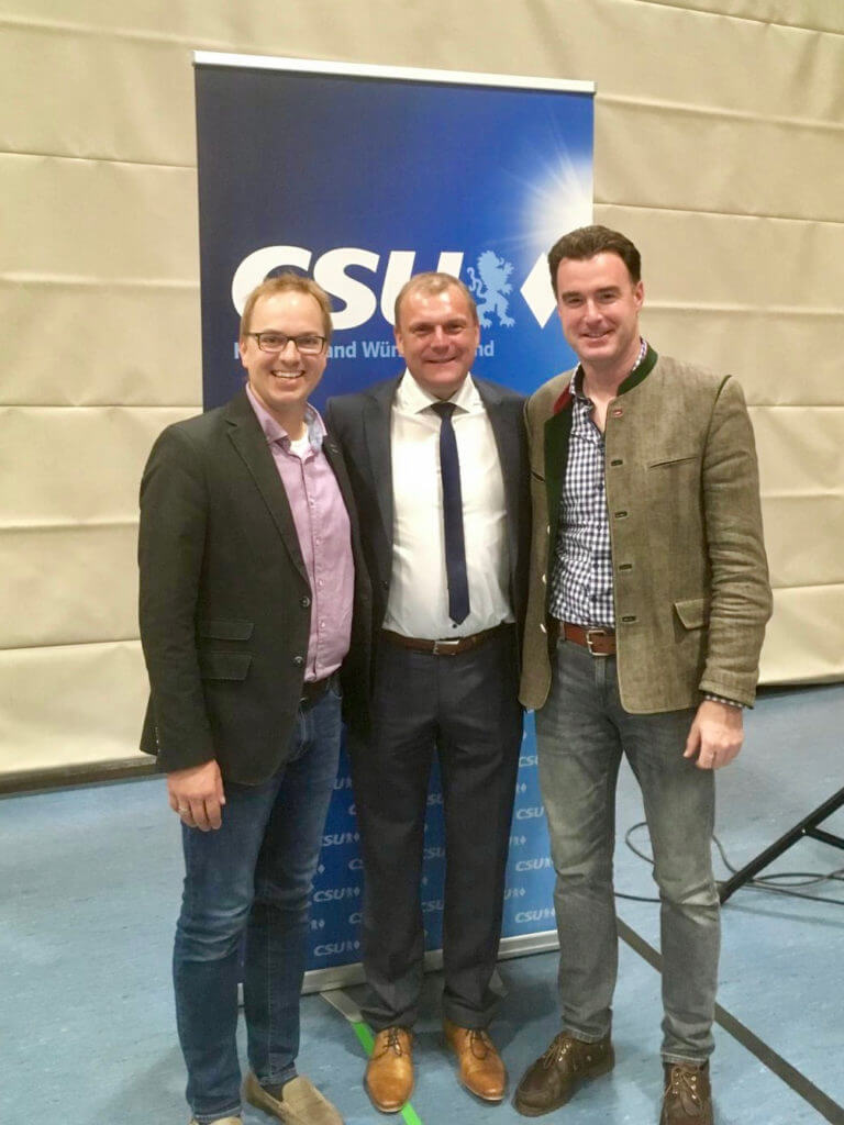 Stephan Haas, Thomas Eberth & Markus Schenk